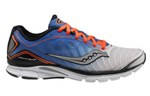 saucony Men&#039;s ProGrid Kinvara 3 blue/white/orange